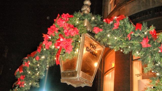 Christmas at the Bailie