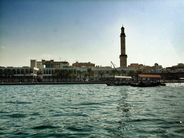 Passenger ferries - Dubai Harbour