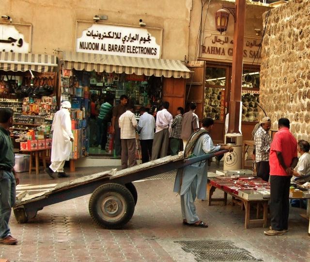 Dubai Spice Market