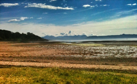 Scottish Highlands - July 2012