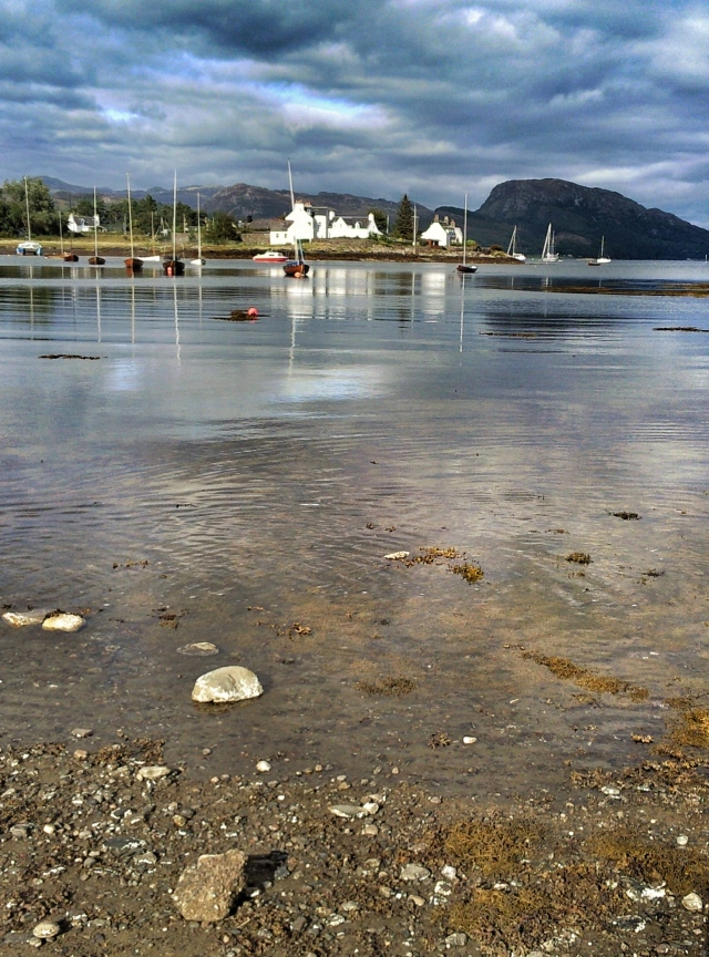Plockton: the morning before the race