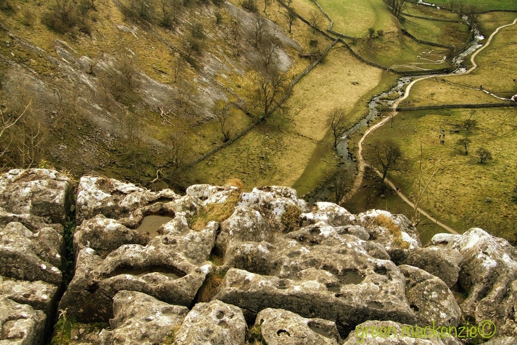 Malham Cove, Yorkshire 2009