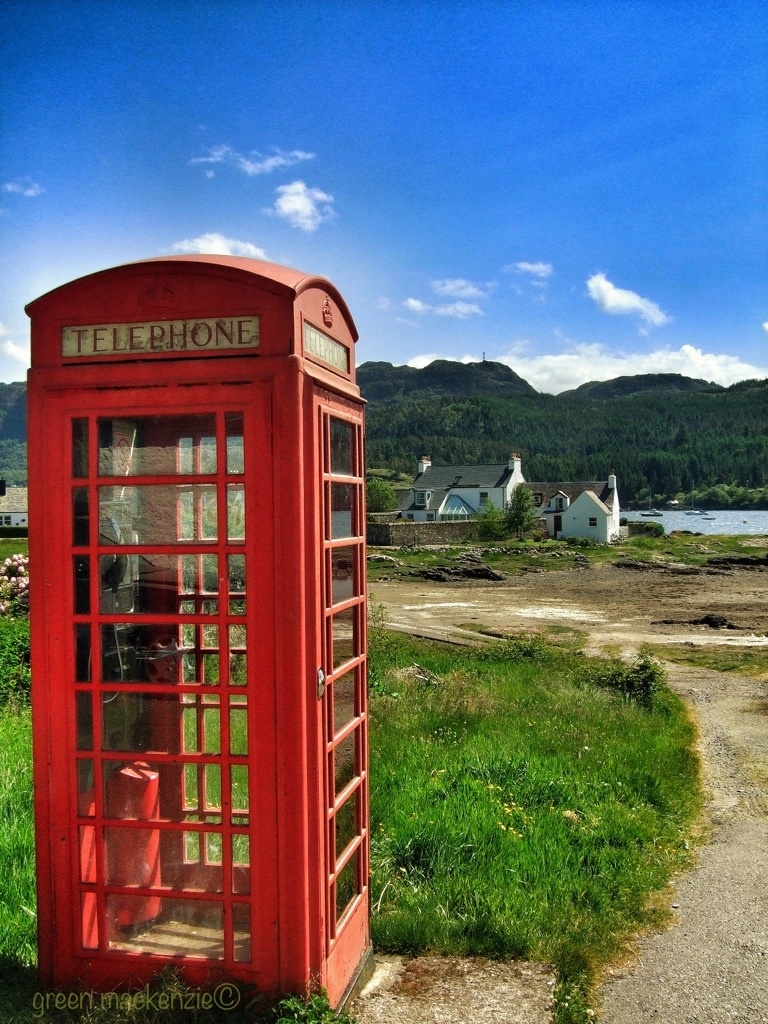 Plockton telephone bow 2010