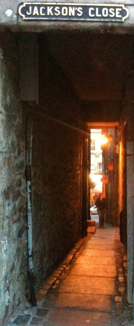 Jacksons Close - Edinburgh 2012