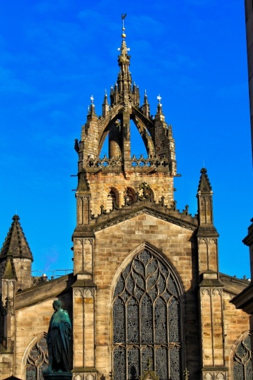 St Giles Cathedral - Crown Spire