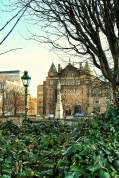 Bristo Square - Edinburgh University