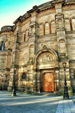 McEwan Hall - Graduation Hall of Edinburgh University
