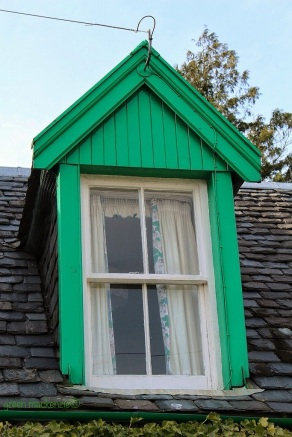 Green Window - Plockton