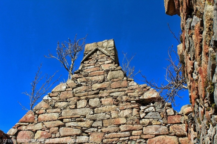 Ruined Chimney