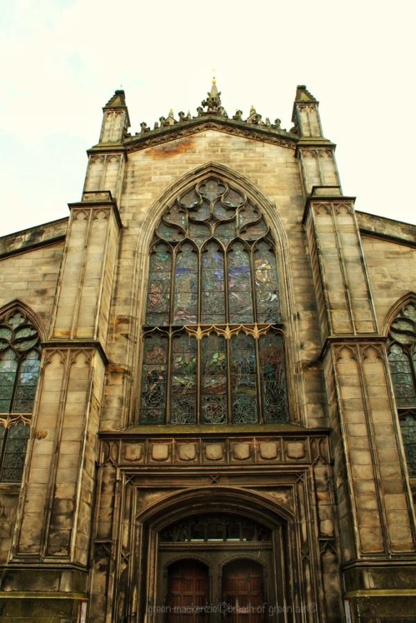 St Giles, East Window