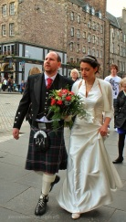 Wedding Love - Royal Mile