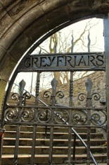 Greyfriars South Gate