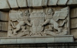 Merchant Bank Coat of Arms