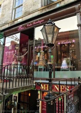 Hanover Street shops
