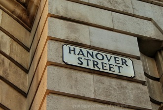 Hanover sign