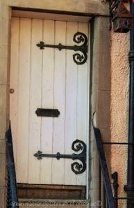 Grassmarket doorway