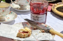 Cream Tea with Scones