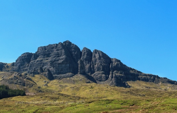 Storr Ridge, Isle of Skye