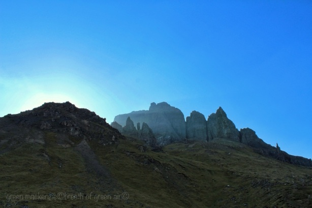Halo Hill, Old Man of Storr, Isle of Skye