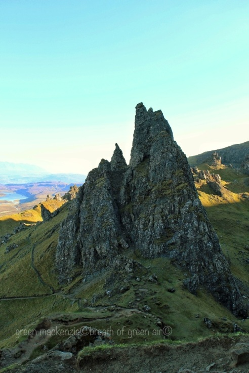 Summer View from Old Man of Storr, Skye