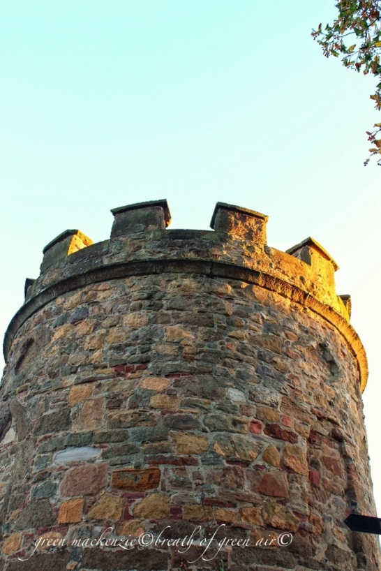 Nunsgate watch tower, Haddington, East Lothian