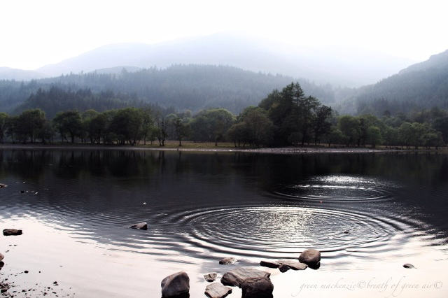 Misty Tranquility at Loch Awe Scotland.JPG
